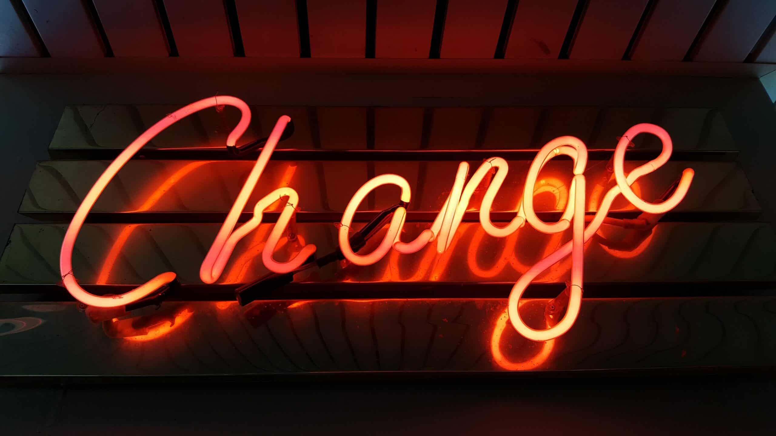 verander communicatie