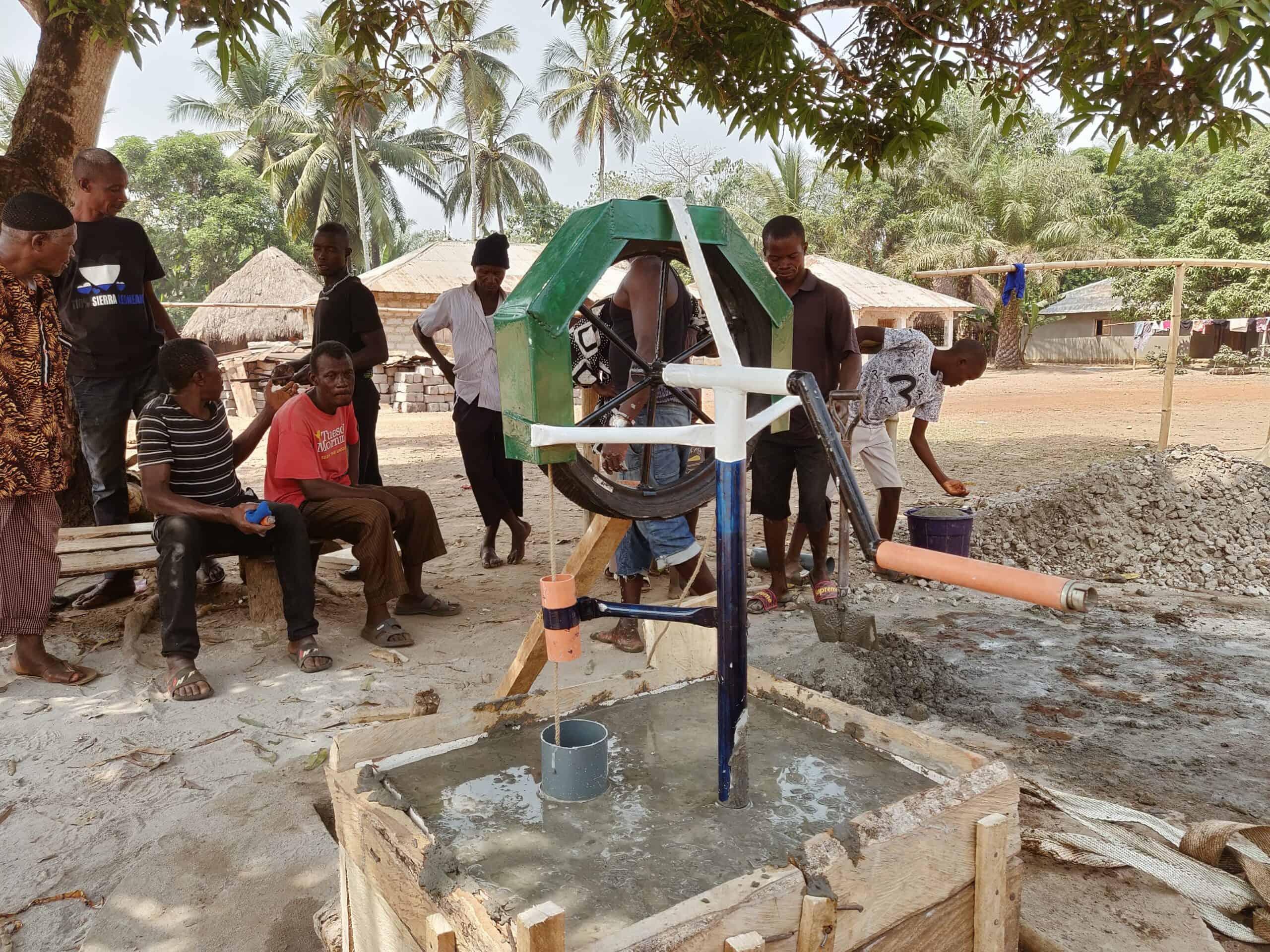 Duurzame watervoorziening