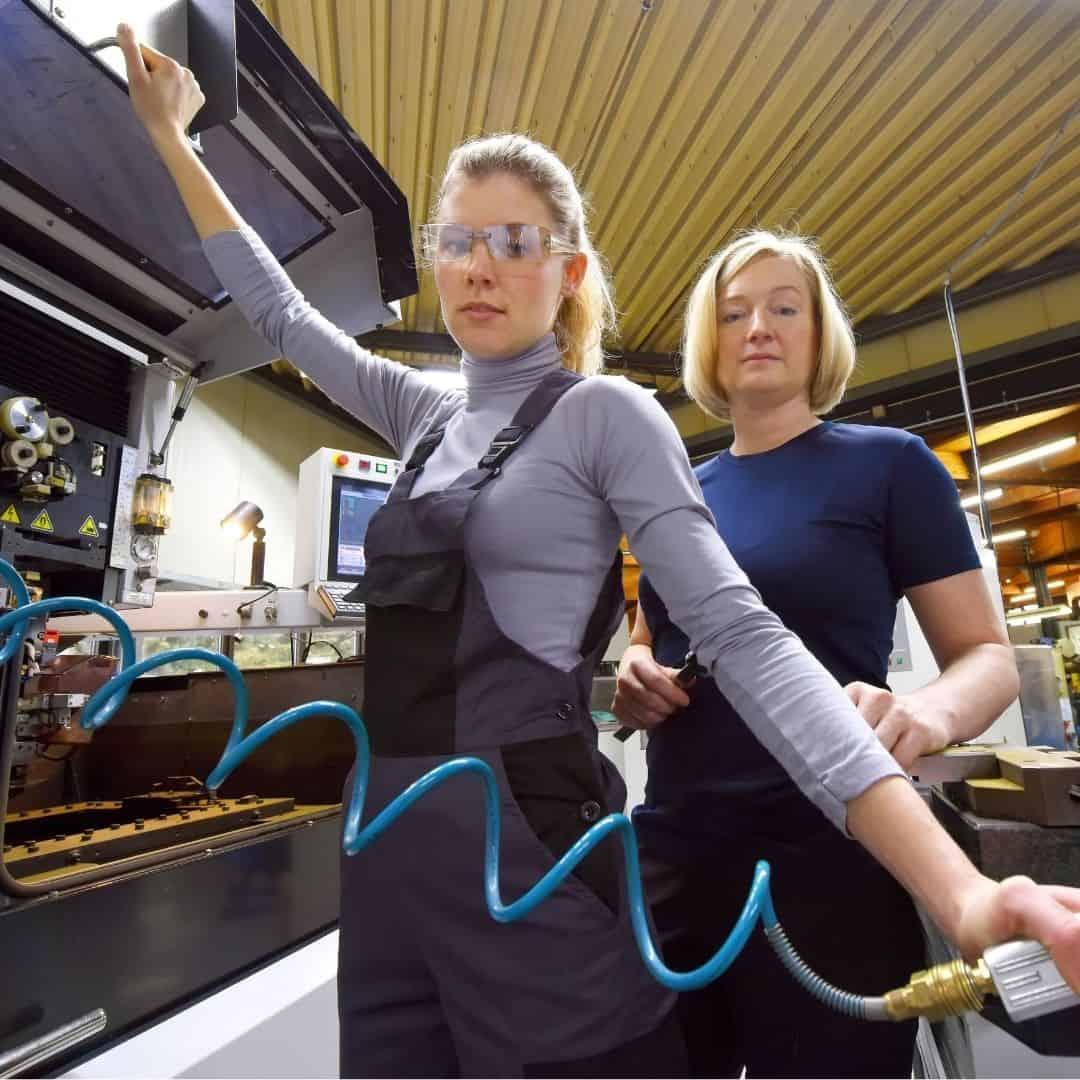 meer vrouwen in de techniek